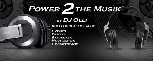 DJ Olli-Power 2 the Musik