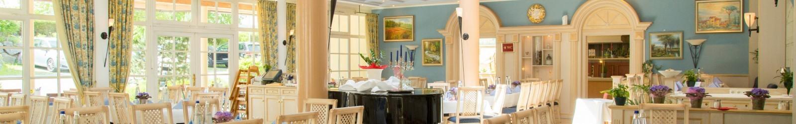 Restaurant im Hotel Bayerischer Hof Miesbach****