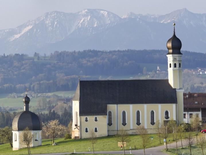 Irschenberg-Wallfahrtskirche