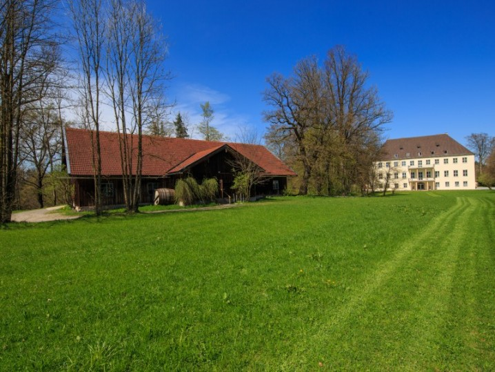 Eventscheune Wallenburg