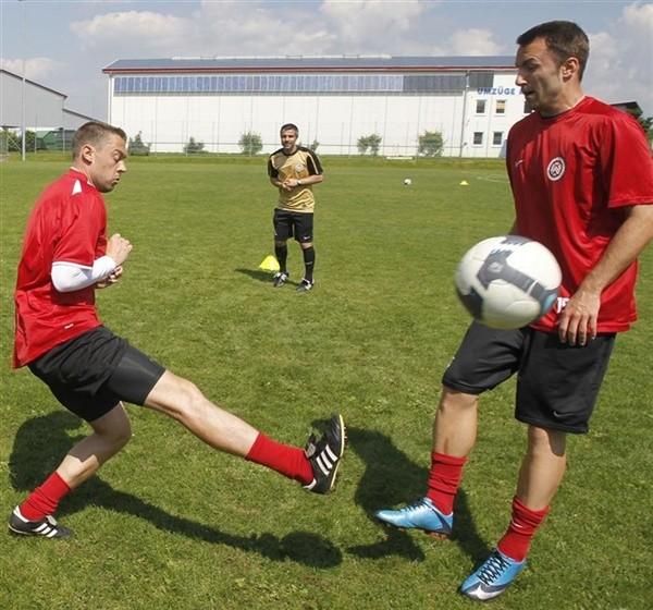 SV Wehen Wiesbaden - Trainingslager Juni 2010