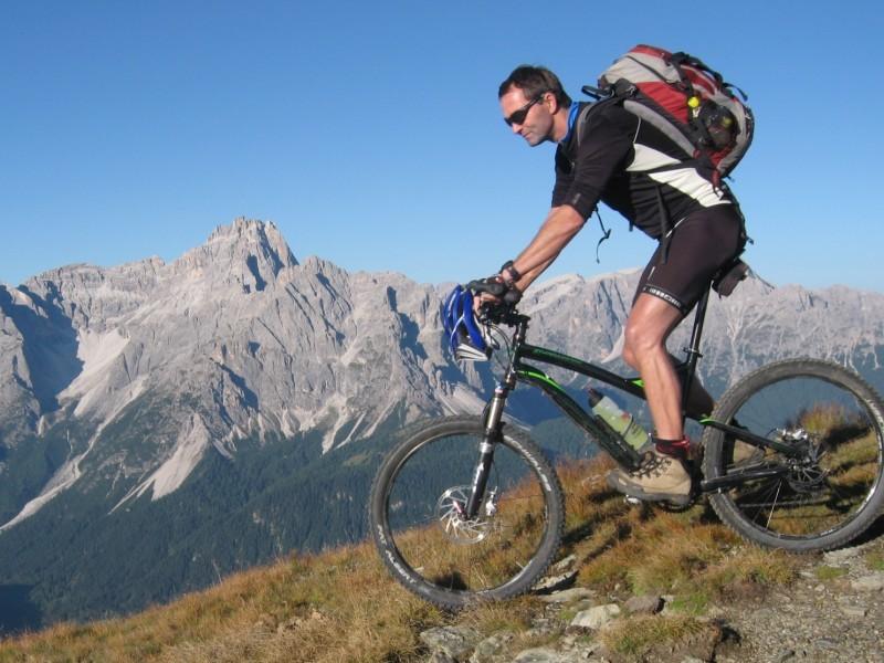 Mountainbiken Alpenregion Tegernsee Schliersee