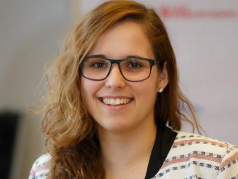 Lara Pötz - Veranstaltungsverkauf und Azubi-Beauftragte