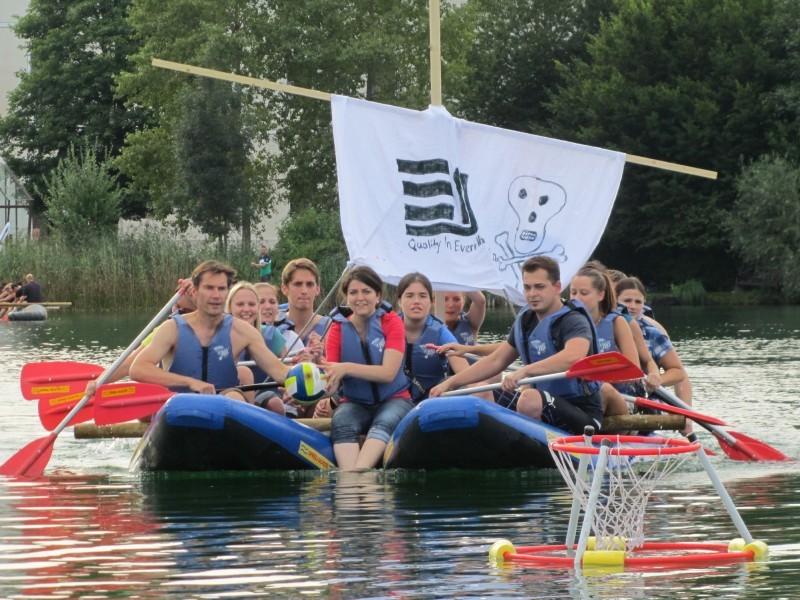 Floßbau Tagung Miesbach
