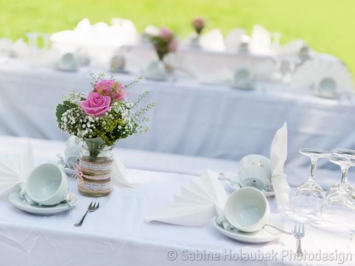 Kaffeetafel Hochzeit Miesbach