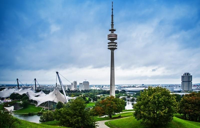 Olympiaturm & Olympiapark München