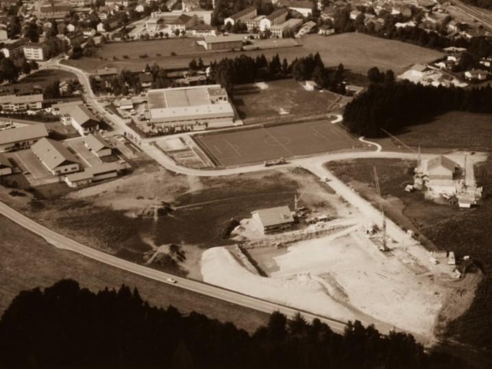 Luftaufnahme Miesbach