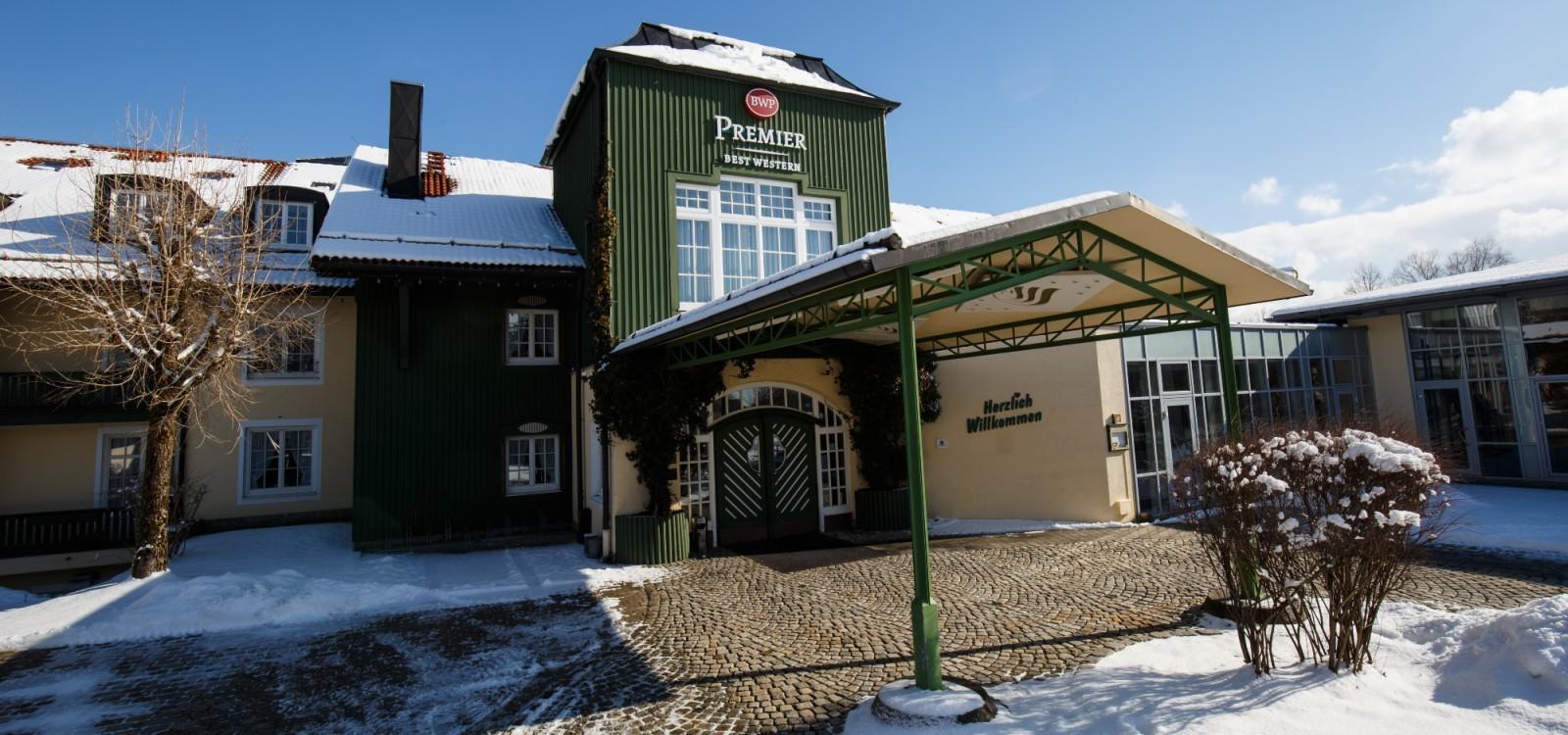 Bayerischer Hof Winter