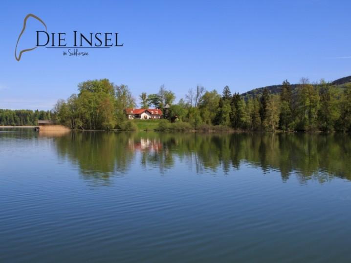 Insel Wörth im Schliersee