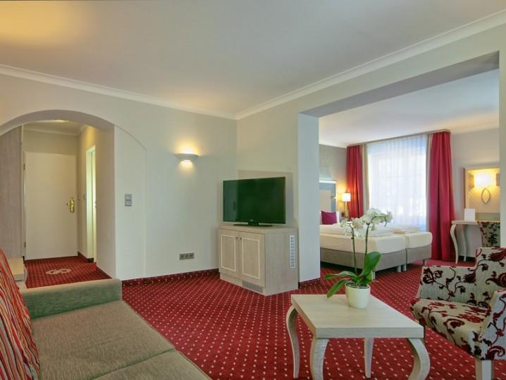 Hotelzimmer Bayerischer Hof Miesbach