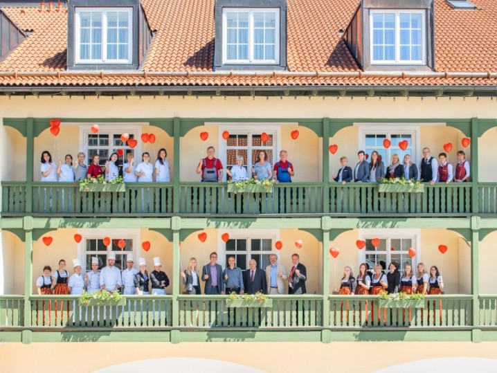 Team Bayerischer Hof Miesbach