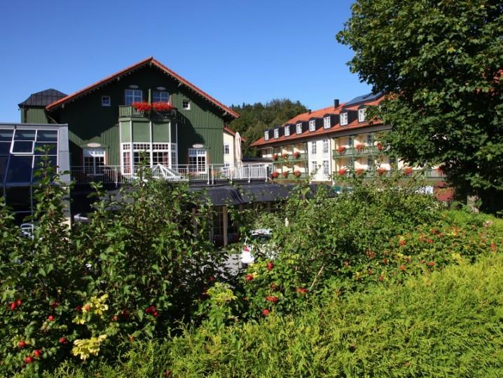 Hotel bei München Bayerischer Hof Miesbach****