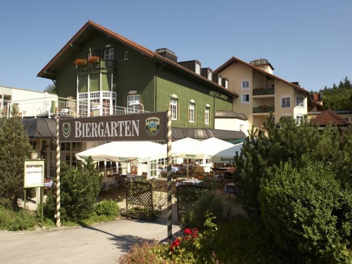 Biergarten Miesbach