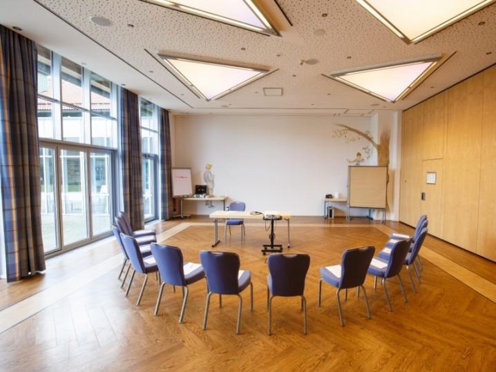 Konferenzraum Renoir im Hotel Bayerischer Hof Miesbach**** Tagungshotel bei München