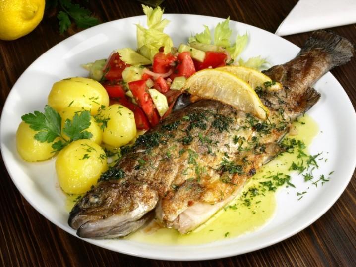 Fisch Restaurant Miesbach