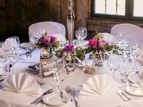 Hochzeitsfeier Scheune Miesbach