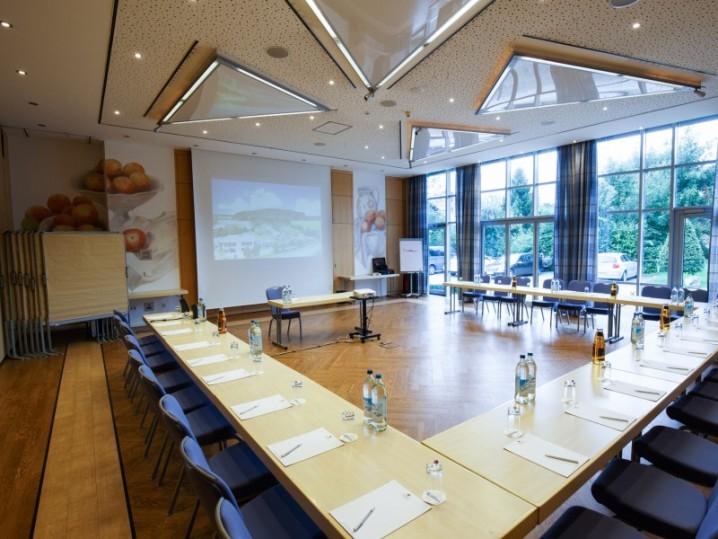 Konferenzraum Cezanne im Hotel Bayerischer Hof Miesbach****