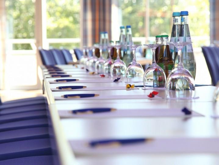 Konferenzraum Panorama im Hotel Bayerischer Hof Miesbach****