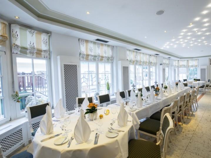 Restaurant Wintergarten -  Bayerischer Hof Miesbach - Hotel bei München