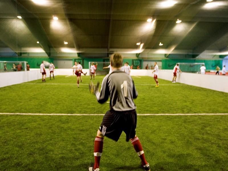 Trainingslager Fußball München