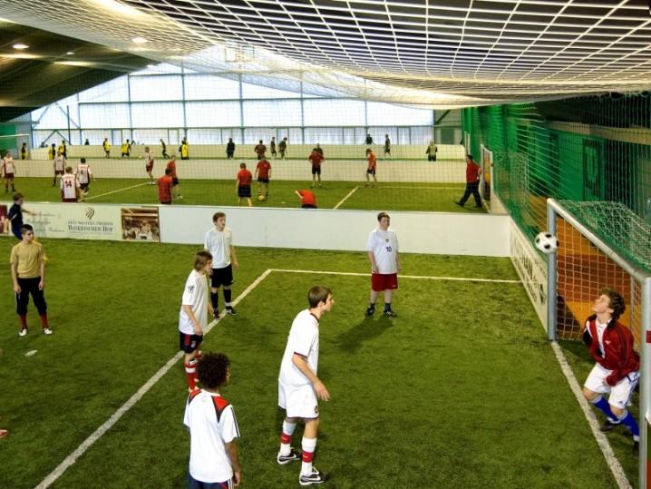 Indoor Soccer Trainingslager München