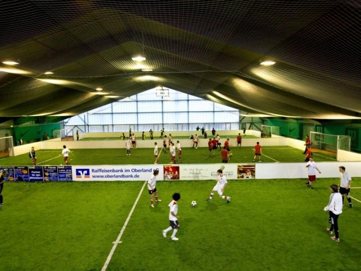 Trainingslager Fußball