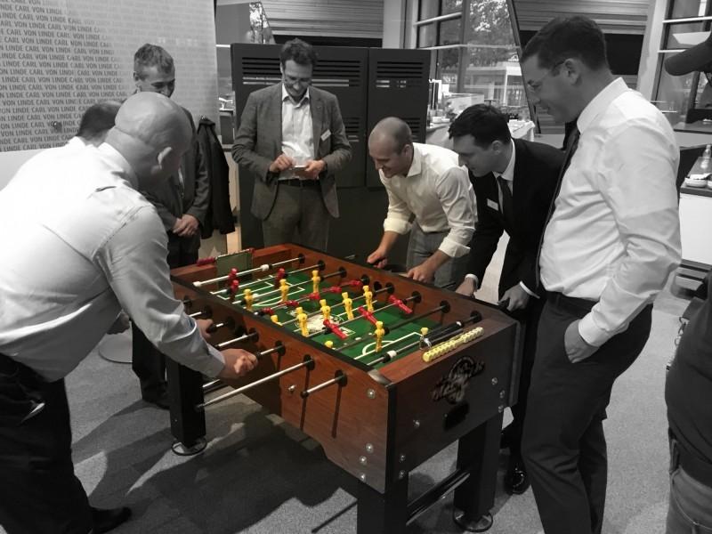 Tischkicker-Meisterschaft (Indoor)