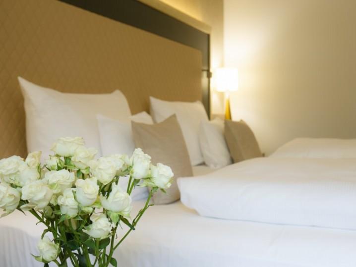 Hotelzimmer bei München