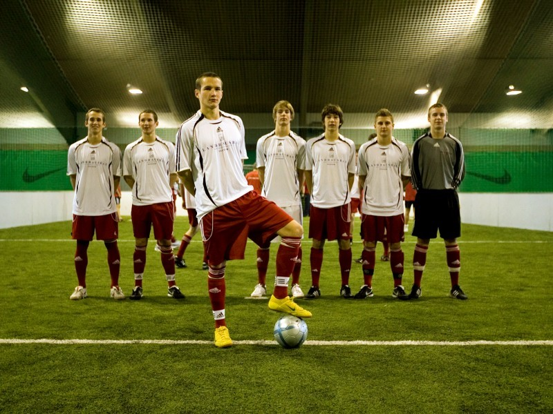Fußballtrainingslager