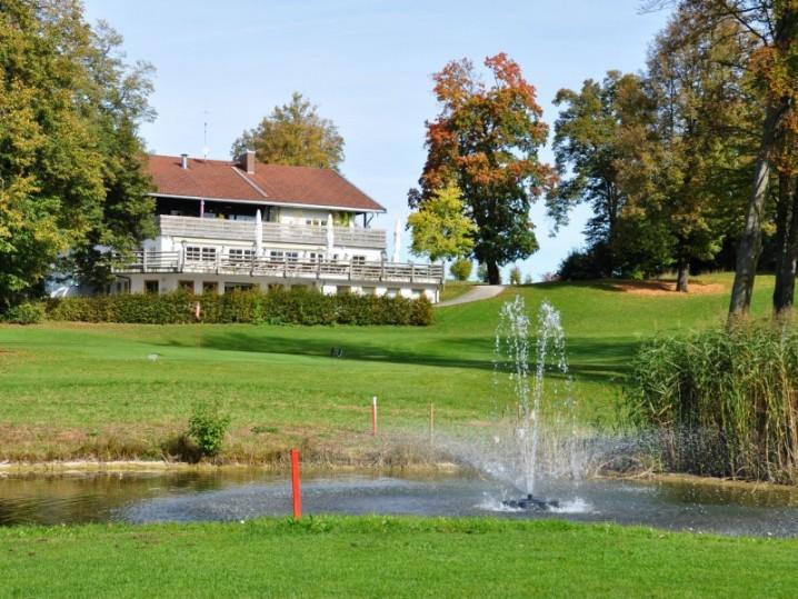 Golfurlaub südlich von München