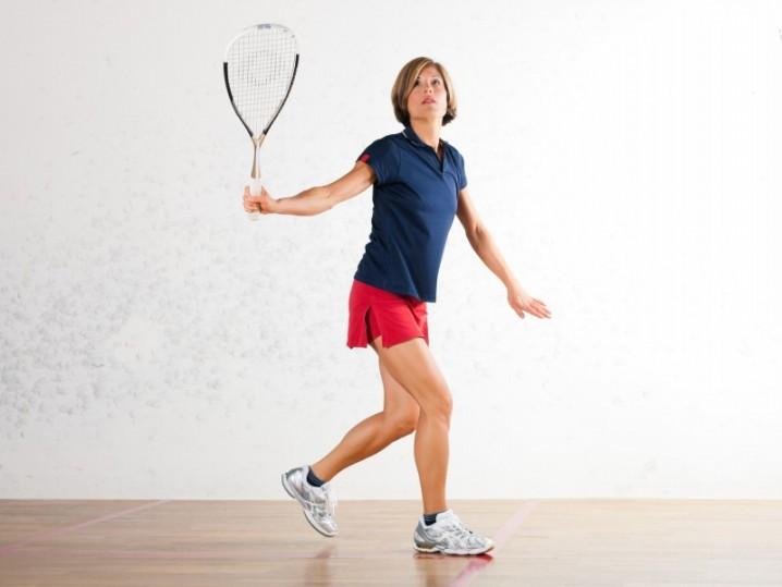 Squash bei München
