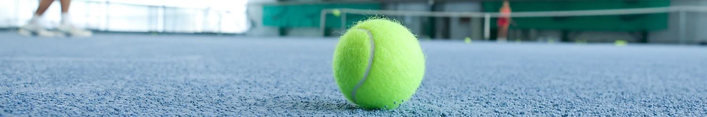 Indoor Tennis südlich von München