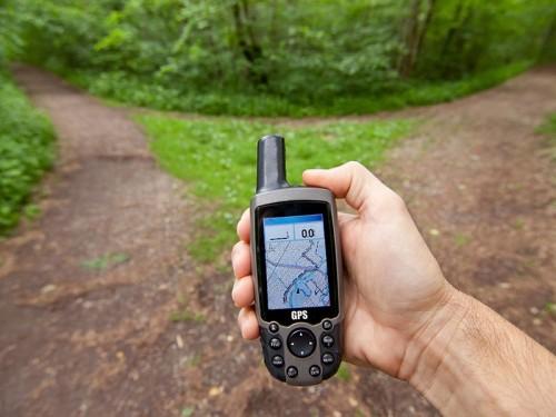 Orientierungslauf (GPS)