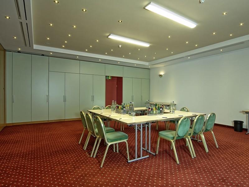 Tagungsräume für bis zu 40 Personen