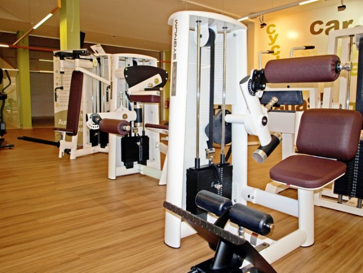 Fitnes Hotel nahe München