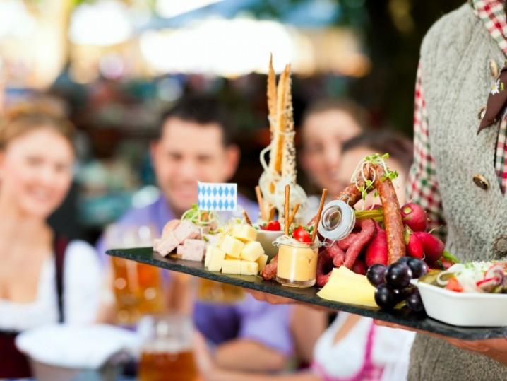 Biergarten Restaurant Miesbach