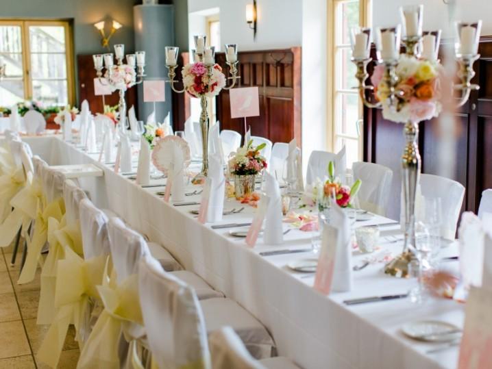 Hochzeit Haupthaus Insel