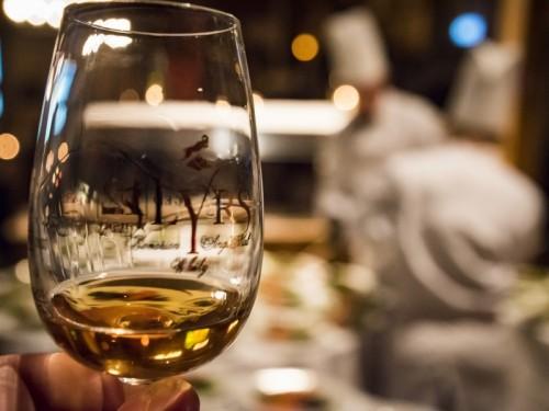 Whiskydinner