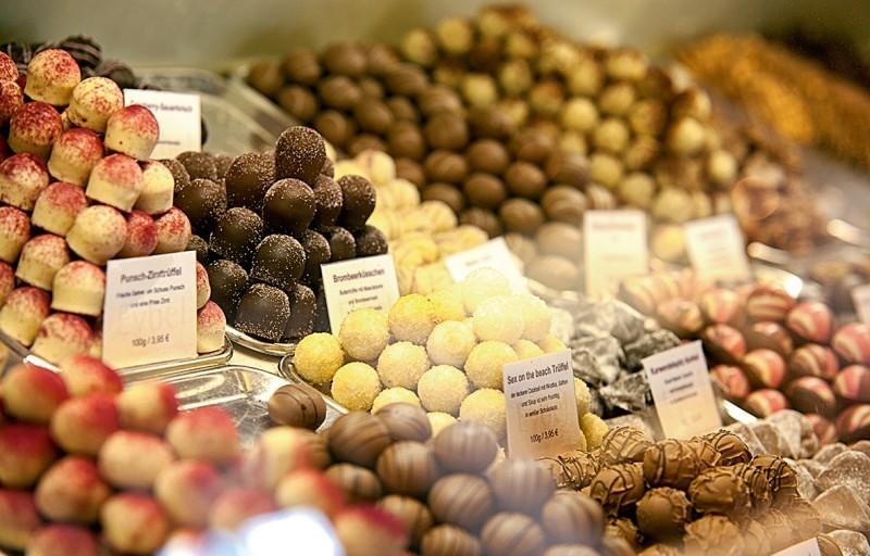 Schokoladenquelle Eybel