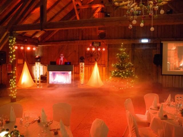 Weihnachtsfeier München Umgebung