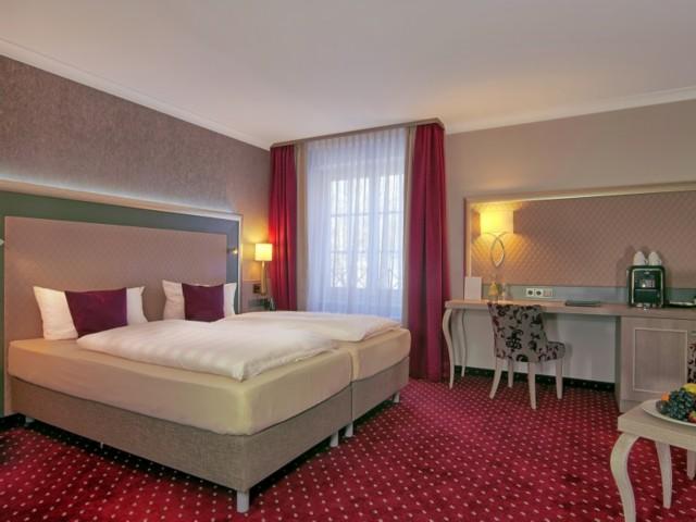 Junior Suite Tagungs-Hotel Bayerischer Hof Miesbach - Ihr Hotel bei München
