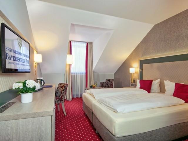 Classic Zimmer ZimmerTagungs-Hotel Bayerischer Hof Miesbach - Ihr Hotel bei München