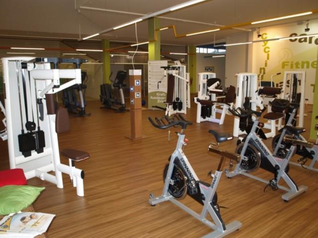 Fitness Hotel bei München