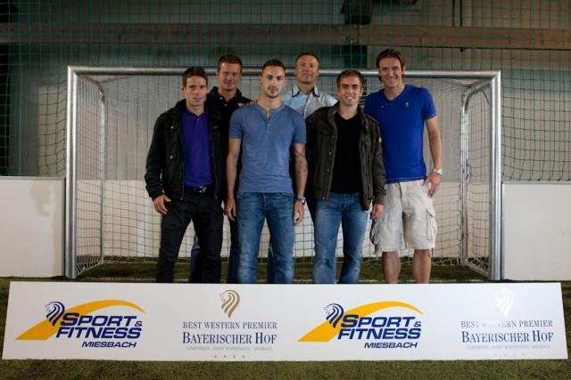 Philipp Lahm & Friends-Team