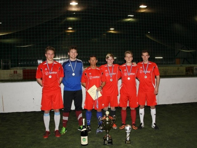 6. Obb Fussball Business Cup- Team  Medicus