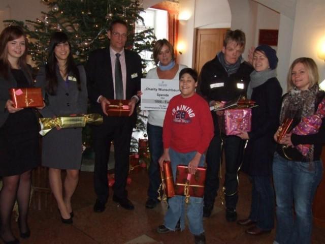 BW Charity Wunschbaum 2011