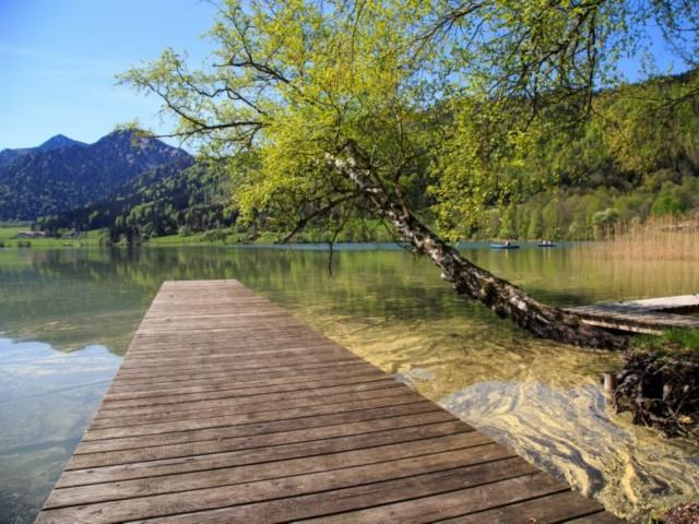 Kurzurlaub Oberbayern