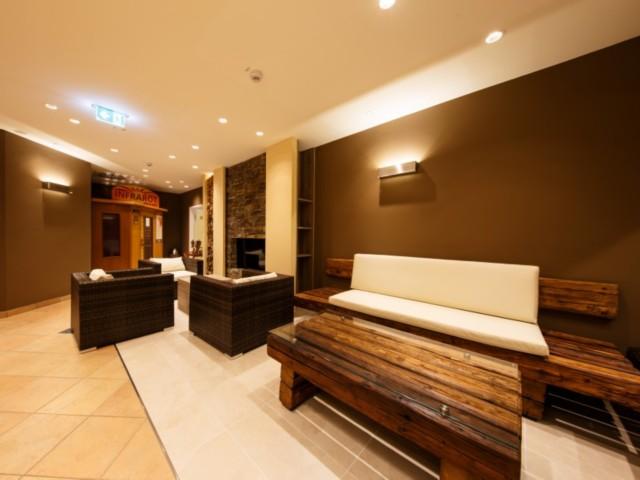 Saunalandschaft Hotel